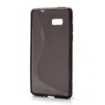 Gelové S-line pouzdro pro HTC Desire 600- černé - 1/6