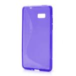 Gelové S-line pouzdro pro HTC Desire 600- fialové - 1/6