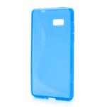 Gelové S-line pouzdro pro HTC Desire 600- modré - 1/6