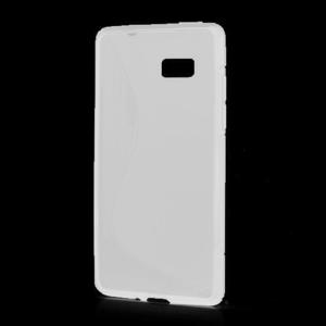 Gelové S-line pouzdro pro HTC Desire 600- bílé - 1