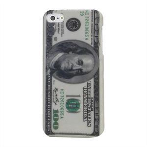 Plastové pouzdro pro iPhone 5, 5s- 100 Dolar - 1