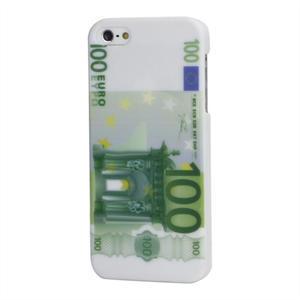 Plastové pouzdro pro iPhone 5, 5s- 100 Eurovka - 1