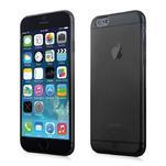 Ultra slim 0.7 mm gelové pouzdro na iPhone 6, 4.7  - šedé - 1/7