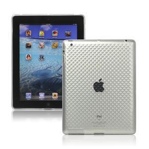 Gelové pouzdro pro iPad 2, 3, 4- transparentní