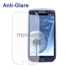 Antireflexní fólie na displej Samsung Galaxy S3