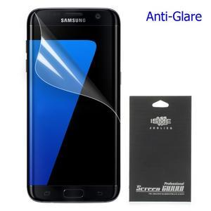 Antireflexní fólie přes celý displej na Samsung Galaxy S7 edge