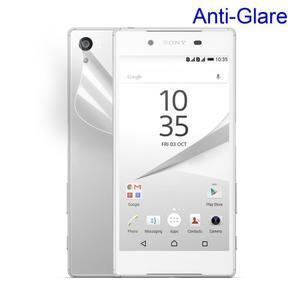 Matná fólie na zadní kryt Sony Xperia Z5