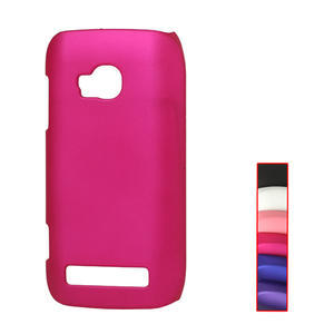 Pogumované pouzdro pro Nokia Lumia 710- růžové