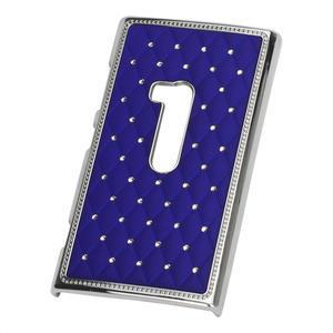 Drahokamové pouzdro na Nokia Lumia 920- modré