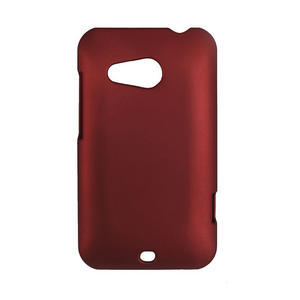 Pogumované pouzdro pro HTC Desire 200- červené - 1