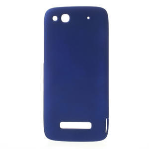 Hard Case pouzdro na Alcatel One Idol Alpha 6032 A - modré - 1