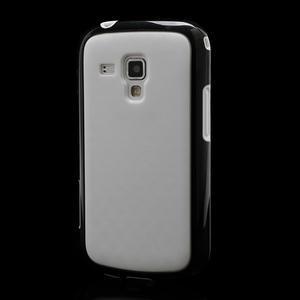 Plastogelové pouzdro na Samsung Galaxy Trend, Duos- černé - 1