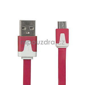 Nabíjecí, propojovací micro USB kabel - 1