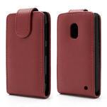 Flipové pouzdro na Nokia Lumia 620- červené - 1/5
