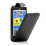 Flipové pouzdro pro Nokia Lumia 625- černé - 1/7