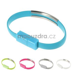 Multifunkční náramek micro USB - 1