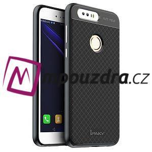 Odolný obal 2v1 na mobil Honor 8 - šedý - 1