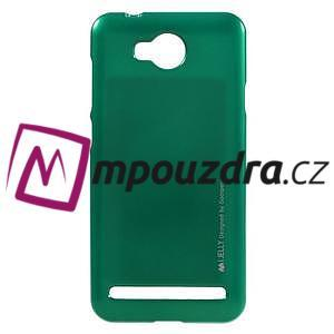 Luxusní gelový obal na mobil Huawei Y3 II - zelený - 1