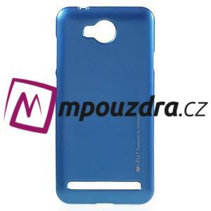 Luxusní gelový obal na mobil Huawei Y3 II - modrý - 1
