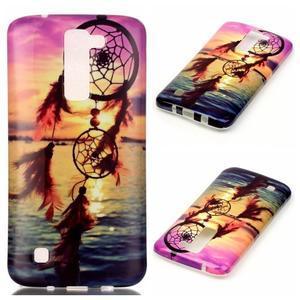 Emotive gelový obal na mobil LG K8 - snění - 1
