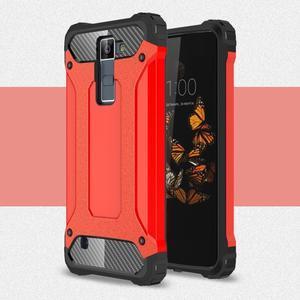 Armory odolný obal na mobil LG K8 - červený - 1
