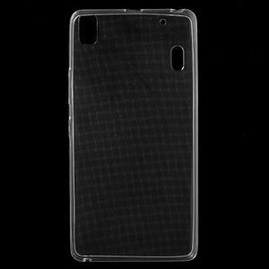 Ultra tenký slim obal na Lenovo A7000 / K3 Note - transparentní - 1