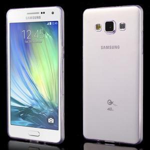 Ultra tenký obal na Samsung Galaxy A5 - fialový - 1