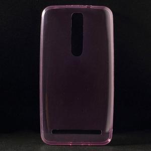 Ultratenký slim obal na Asus Zenfone 2 ZE551ML - rose - 1