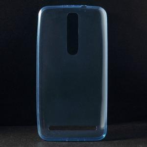 Ultratenký slim obal na Asus Zenfone 2 ZE551ML - tmavě modrý - 1
