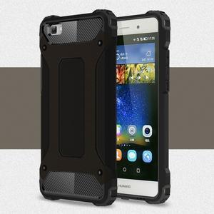 Guard outdoor odolný obal na Huawei P8 Lite - černý - 1