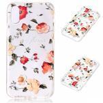 Bossi gelový obal na mobil iPhone X - růže - 1/2