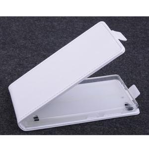 Flipové pouzdro na mobil Lenovo Vibe X2 - bílé - 1