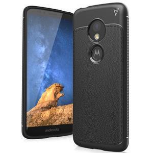 IVS odolný gelový obal na mobil Motorola Moto G6 Play - černý - 1