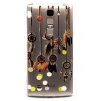 Průhledný gelový obal na LG G4c - dream - 1/4