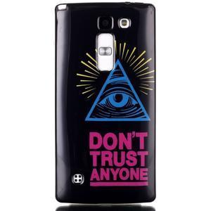Soft gelové pouzdro na LG G4c - oko - 1