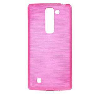Brush gelový kryt na LG G4c H525N - rose - 1