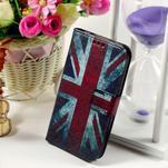 Pouzdro na mobil Samsung Galaxy Core Prime - UK vlajka - 1/7