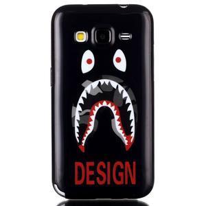 Gelový kryt na mobil Samsung Galaxy Core Prime - monster - 1