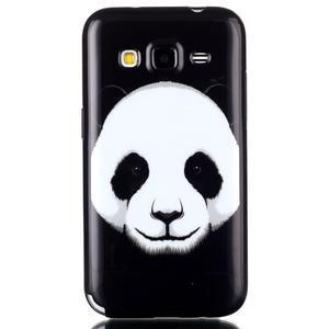 Gelový kryt na mobil Samsung Galaxy Core Prime - panda - 1