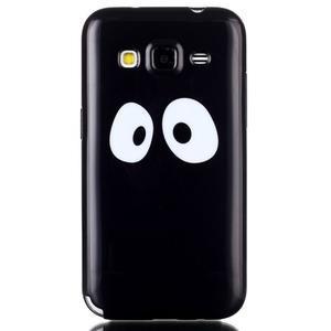 Gelový kryt na mobil Samsung Galaxy Core Prime - kukuč - 1