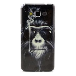 Gelový kryt na Samsung Grand Prime - orangutan - 1
