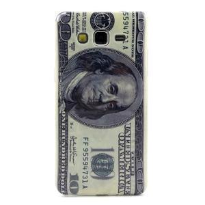 Gelový kryt na Samsung Grand Prime - bankovka - 1