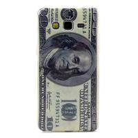 Gelový kryt na Samsung Grand Prime - bankovka - 1/3