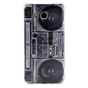 Gelový kryt na Samsung Grand Prime - kazeťák - 1