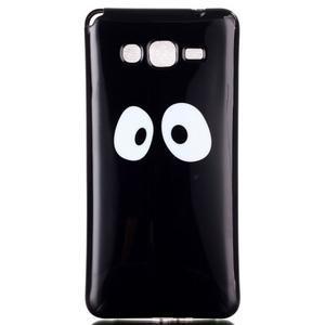 Jelly gelový obal na mobil Samsung Galaxy Grand Prime - kukuč - 1