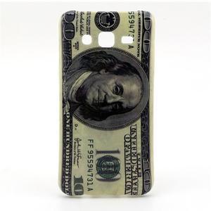 Stylový gelový kryt na Samsung Galaxy J5 - bankovnka 100 $ - 1