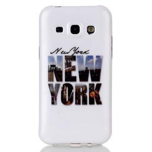 Gelový obal na mobil Samsung Galaxy J5 - New York - 1