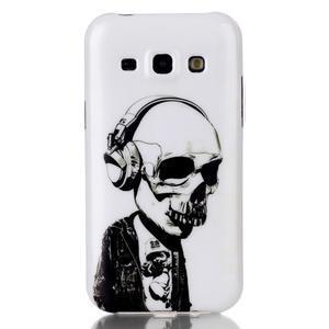 Gelový obal na mobil Samsung Galaxy J5 - stařík - 1