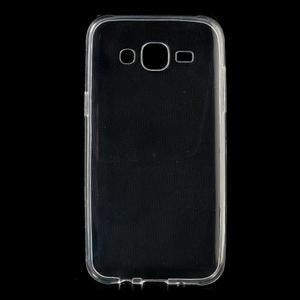 Ultra tenký slim obal na Samsung Galaxy J5 - transparentní - 1