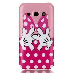Gelový obal na mobil Samsung Galaxy J5 - Minie - 1